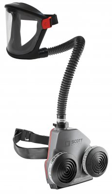 Duraflow, a Scott Safety Breathing Air Respirator