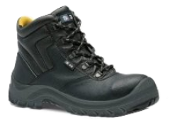 Foot protection : Safety shoes, Boots