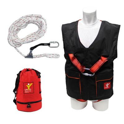 Harness Unyc® Vest by Frénéhard & Michaux, safe and comfortable personal fall protection equipment