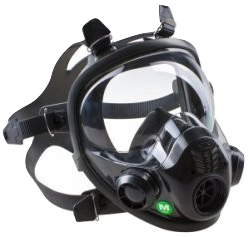Head protection : Respiratory protection